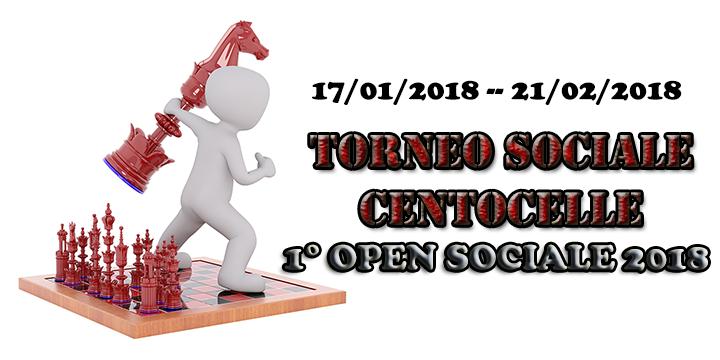 1° Open Sociale 2018