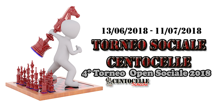 4° Torneo Open Sociale 2018