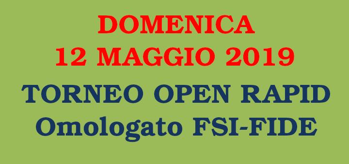 Semilampo FIDE del 12 maggio 2019