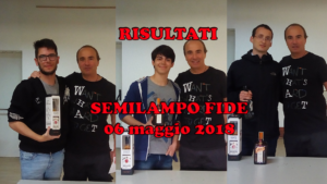 Semilampo 06/05/2018